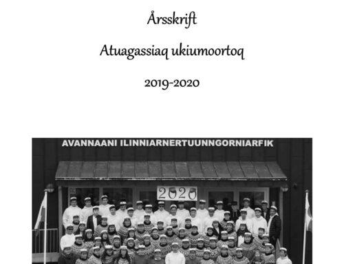 Nyt Årsskrift !